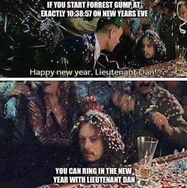 Happy New Year Lt. Dan