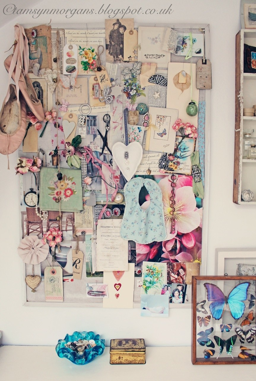 My Pinboard…