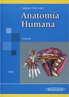 Colección Latarjet. Anatomía Humana - 4a Edicion - 2 Tomos