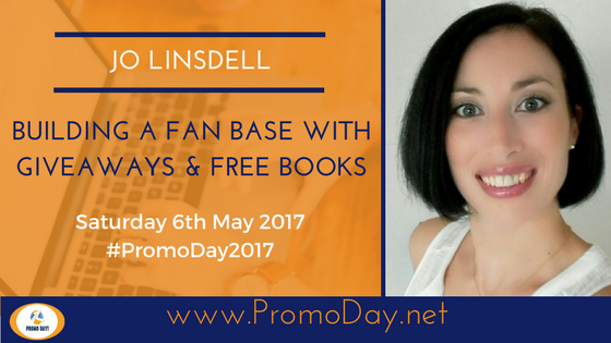 #Webinar: Building A Fan Base With Giveaways & Free Books #Free www.PromoDay.net #PromoDay2017