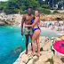 Obinna Nsofor and his Serbian girlfriend Anastasija shares vacation photos in Croatia