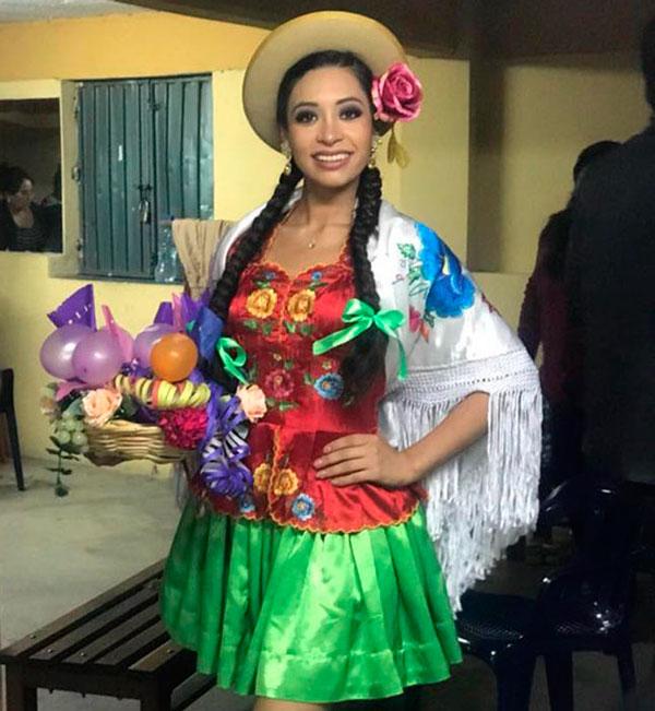 Valentina Ramallo La Reina del Carnaval Chapaco 2018