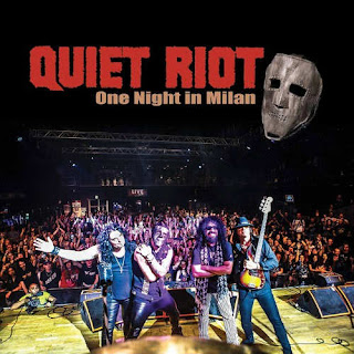 "Το βίντεο των Quiet Riot για το ""Condition Critical"" από το album ""One Night in Milan"""