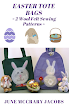 FIND 'EASTER TOTE BAGS: 2 WOOL FELT SEWING PATTERNS' ON AMAZON.