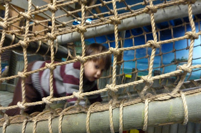 Play area at Center Parcs, Elveden Forest