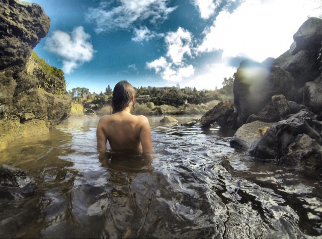 8 Things You Have to Do in New Zealand - Soak in a natural thermal pool