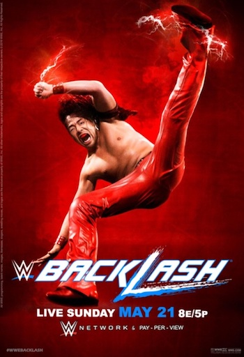 WWE Backlash 2017 PPV HDTV 700MB x264 480p