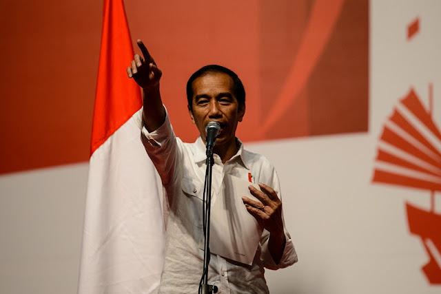 Jokowi: Suasana Politik Panas Karena Banyak Yang Kompori