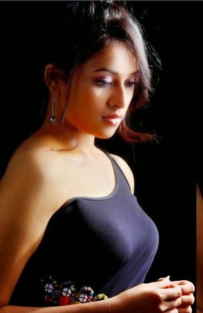 Sri Divya hot blouse