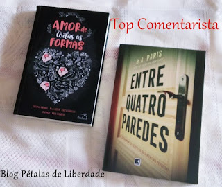 Top-Comentarista, livros