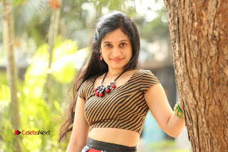 Telugu Actress Priyanka Pallavi Stills at Nenostha Release Press Meet  0244.JPG