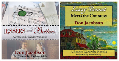 Don Jacobson Audio Covers