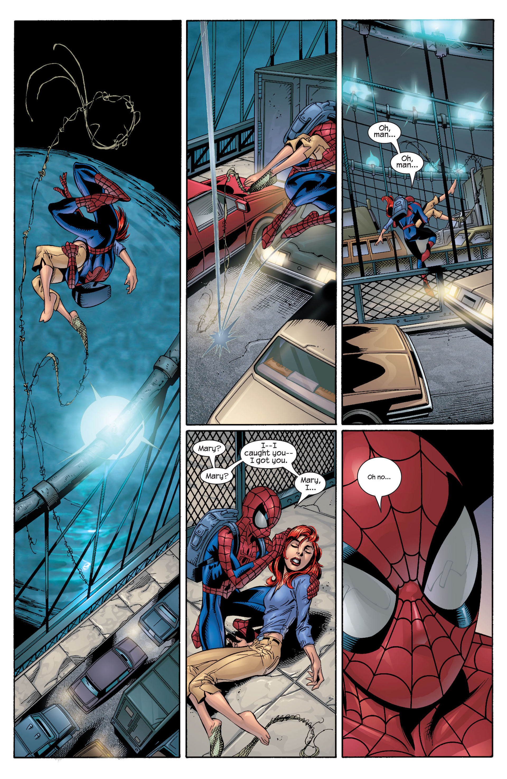 Read online Ultimate Spider-Man (2000) comic -  Issue #25 - 20
