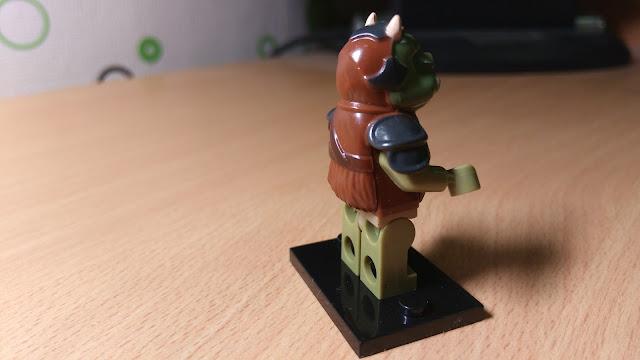 Охранник джабы Хатта, гаморреанец, гаморреанский страж, фигурка лего купить