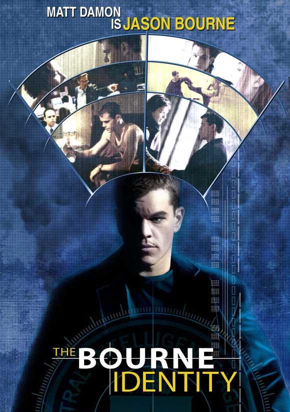 R S Martin Short Take The Bourne Identity 2002