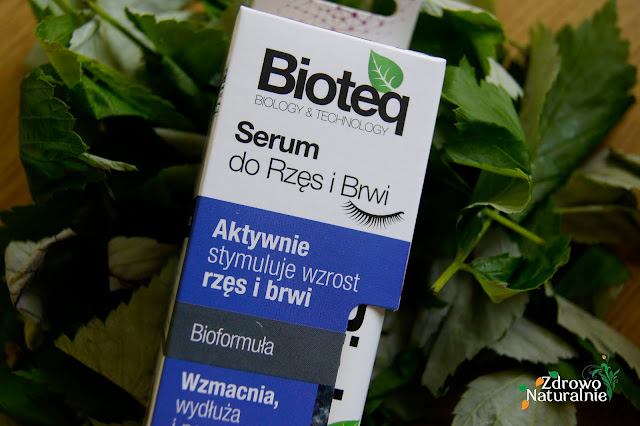 Bioteq - Serum do rzęs i brwi