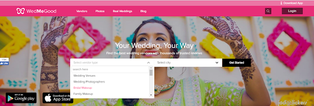 How To Choose The Best Makeup Artist For Your Wedding with WedMeGood?