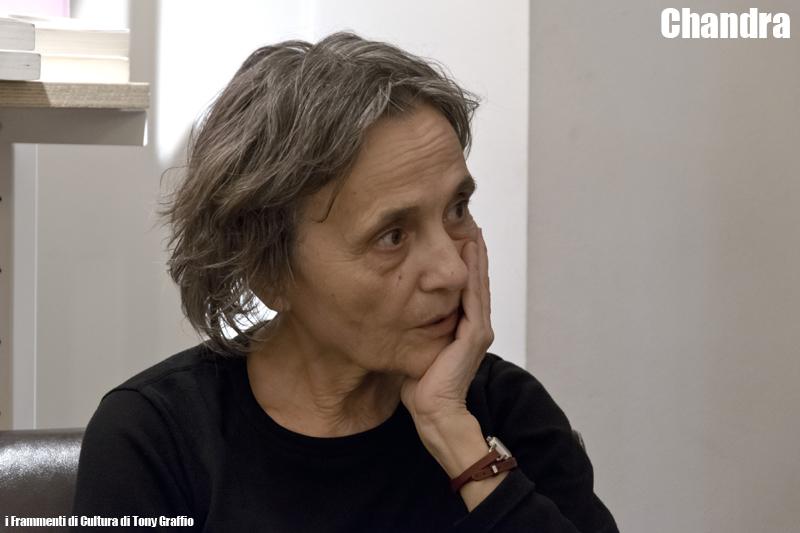 Chandra Livia Candiani, 66 anni, Poetessa e scrittrice.