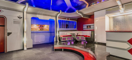 Trek-themed Theater