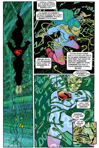Supergirl in The Dark Knight Strikes Again, Vol. 3