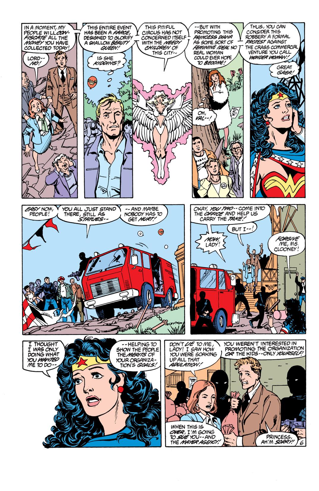 Read online Wonder Woman (1987) comic -  Issue #16 - 7