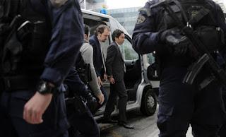 Συνέλαβαν τον Τούρκο αξιωματικό για το καλό του(ς)