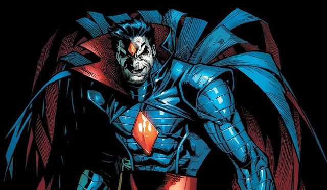 superhero marvel tercerdas terpintar mr sinister