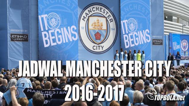 Jadwal Bola Manchester City