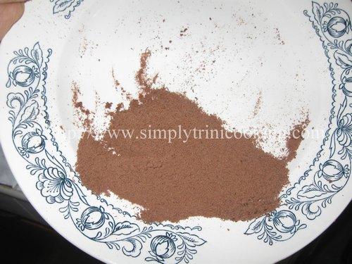 A Cocoa Story III - Making Cocoa Tea