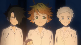 Yakusoku no Neverland – Episódio 06