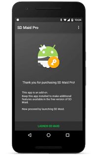 SD Maid Pro – Unlocker v4.3.5 Paid Apk is Here!