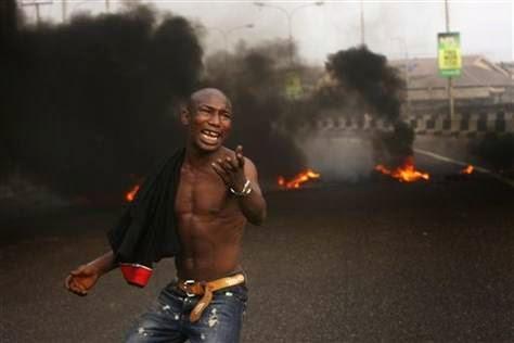 religious war nigeria