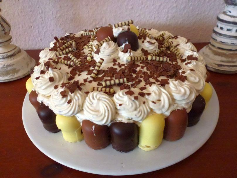Schaumkuss-Baileys-Torte mit Rezept