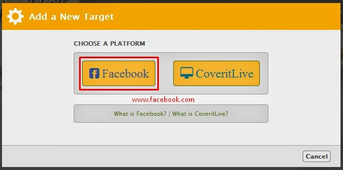 Cara Menghubungkan Blog Dengan Fan Page Facebook
