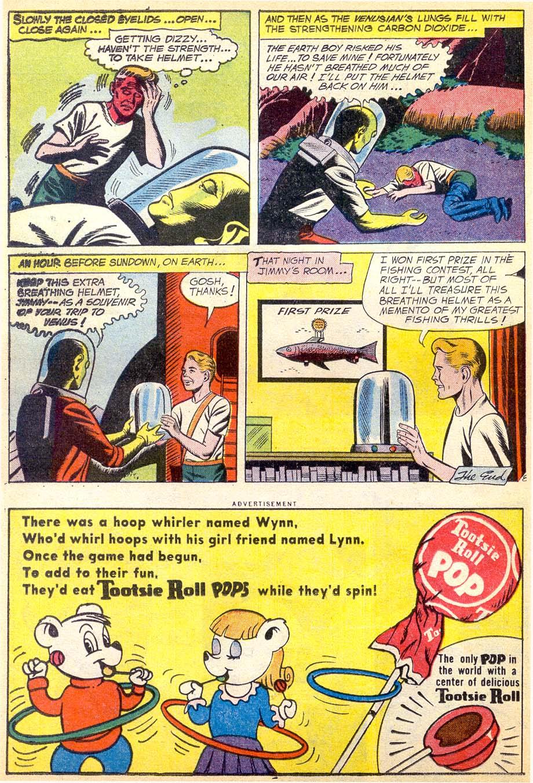 Strange Adventures (1950) issue 101 - Page 22