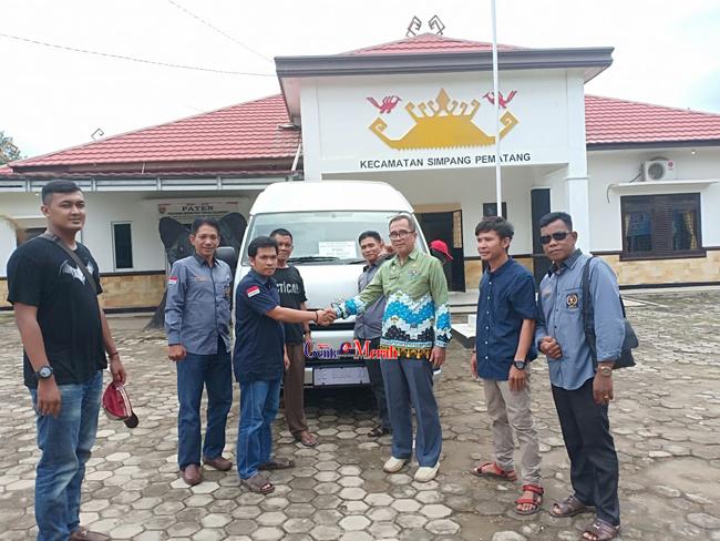 10 Pewarta PWI Mesuji Diberangkatkan Ikuti HPN di Surabaya