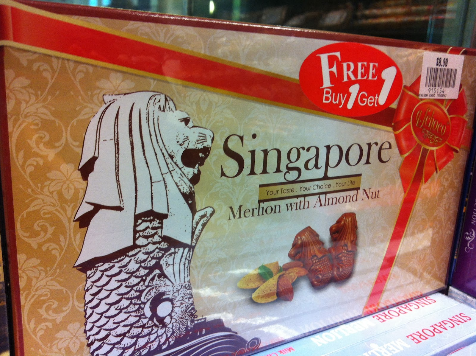 Things To Do In Singapore And Gift Ideas Mastering Credits Kaos Souvenir My Favourite Item The Food Department That Would Make A Great Or For Overseas Friends Is Tea Pack India Known Their Good