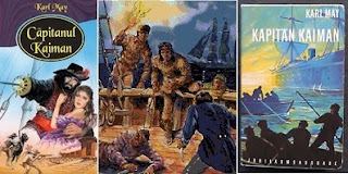 Karl May Kajmán kapitány regény