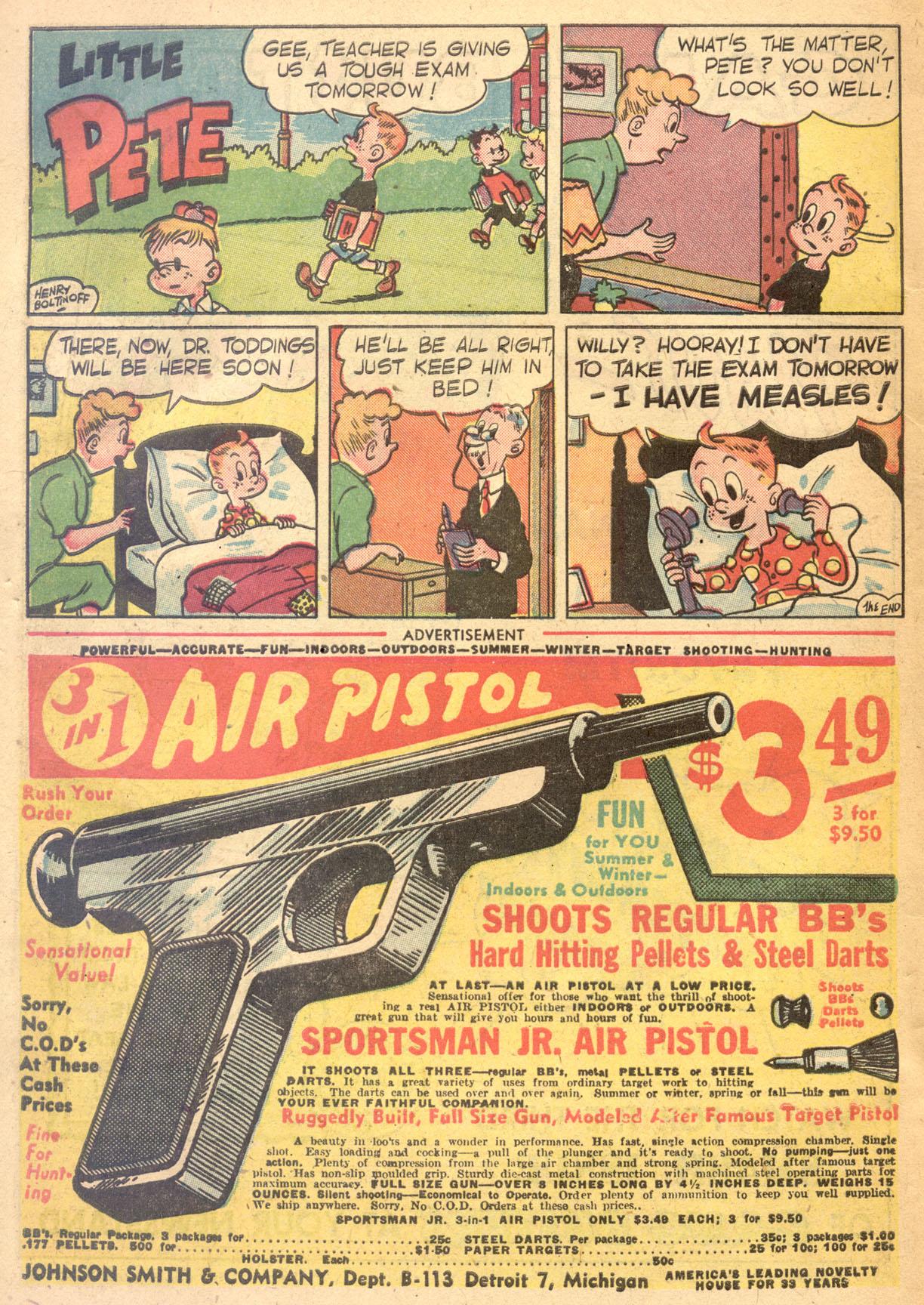 Read online Detective Comics (1937) comic -  Issue #134 - 50