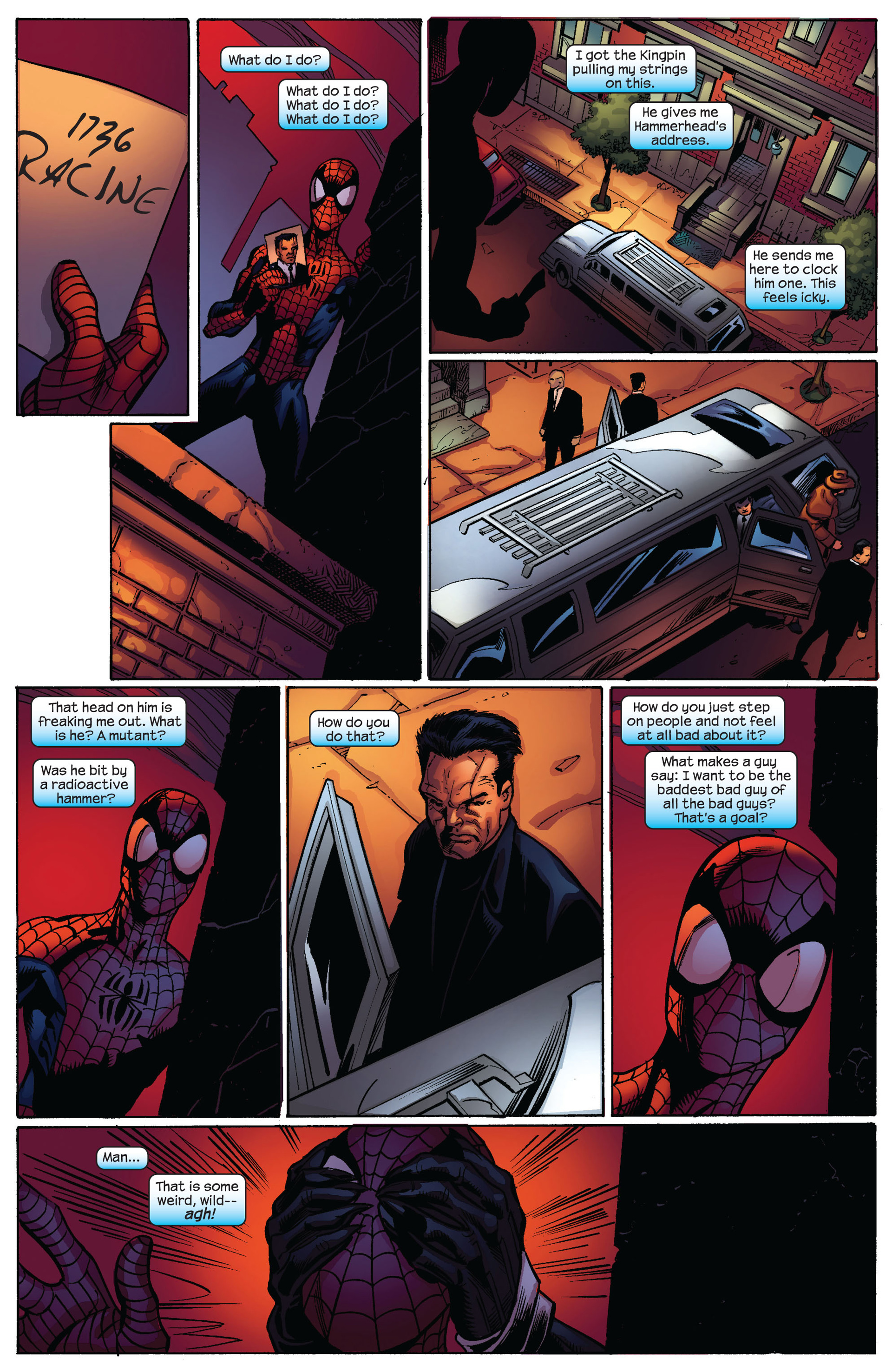 Read online Ultimate Spider-Man (2000) comic -  Issue #83 - 17