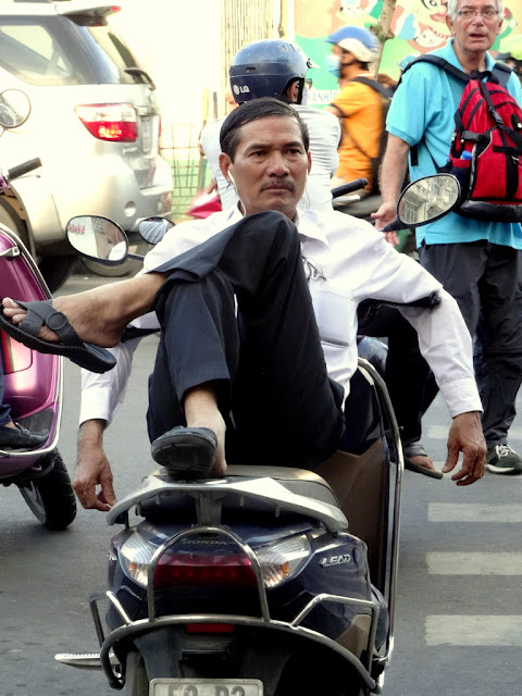 Saigon motorbike rental
