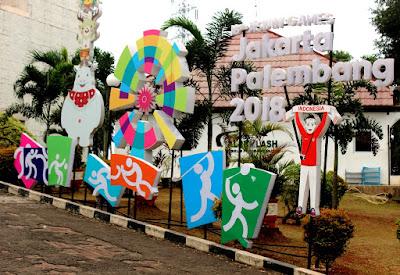 Asian Games 2018 sebagai momen Menuju Indonesia Maju