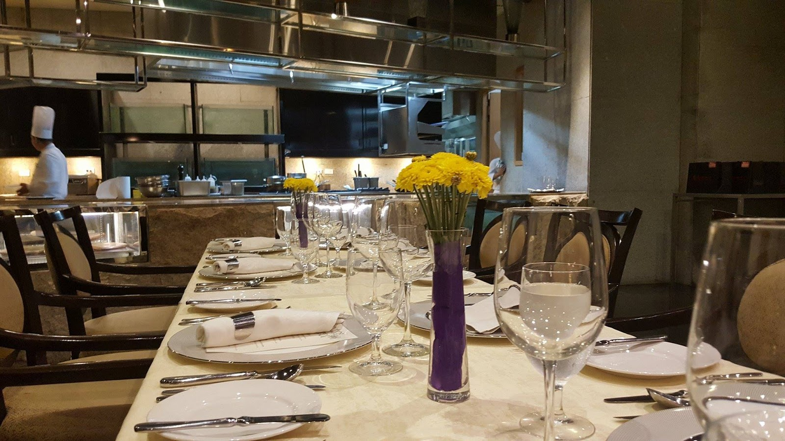 Resorts world manila presents fathers day fine dining at table setting at  impressions french fine diningFrench Fine Dining Table Set Up Gallery   Home Ideas For your Home. French Fine Dining Table Set Up. Home Design Ideas
