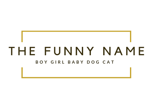 Brilliant Funny Human Names For Dog: TFN - The Funny Name