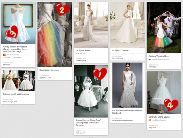 Pinterest Wedding Dress Inspirations
