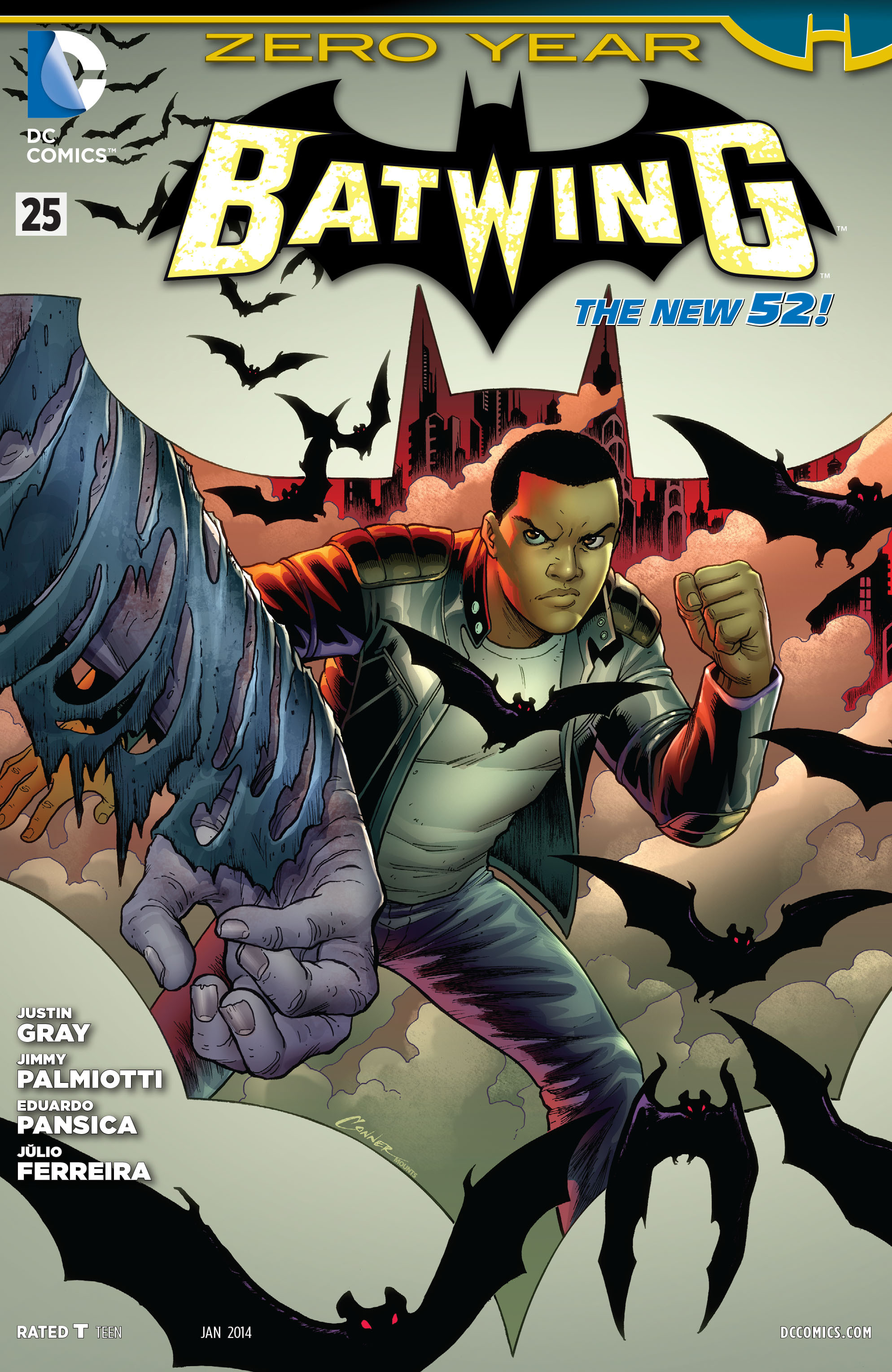 Batwing 25 Page 1