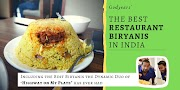 The Best Restaurant Biryanis in India
