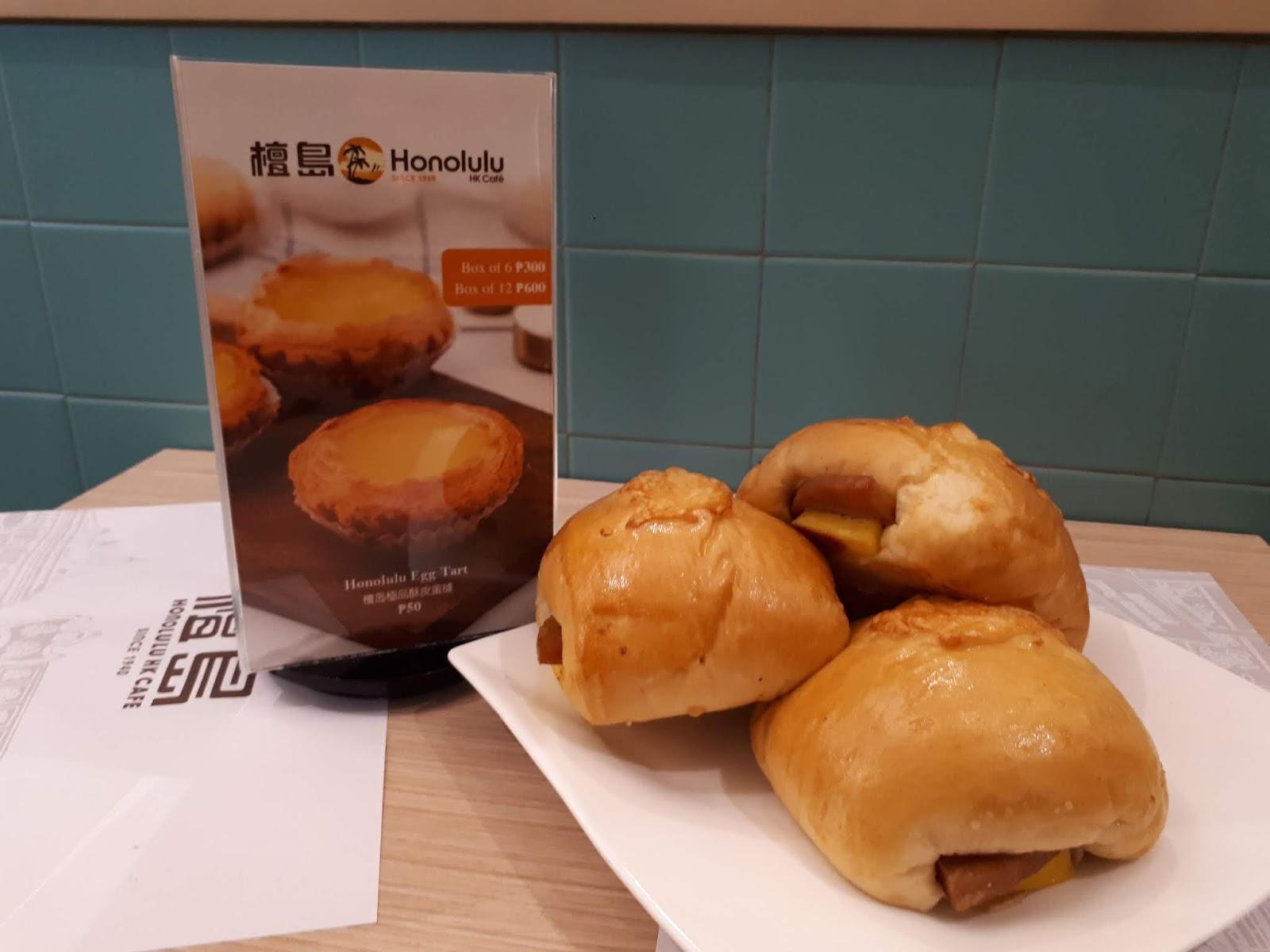 HONOLULU HK CAFE ROBINSONS MAGNOLIA MENU