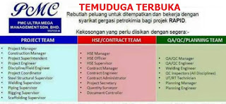 Open Interview PMC Ultra Mega Terbaru