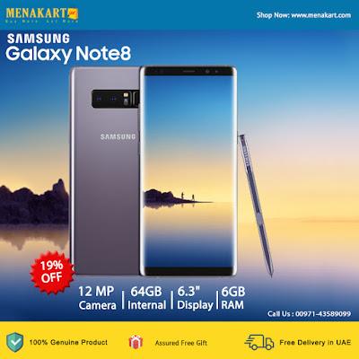 Samsung Galaxy Note8 Smartphone